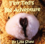 Tiny Ted's Big Adventure - front cover